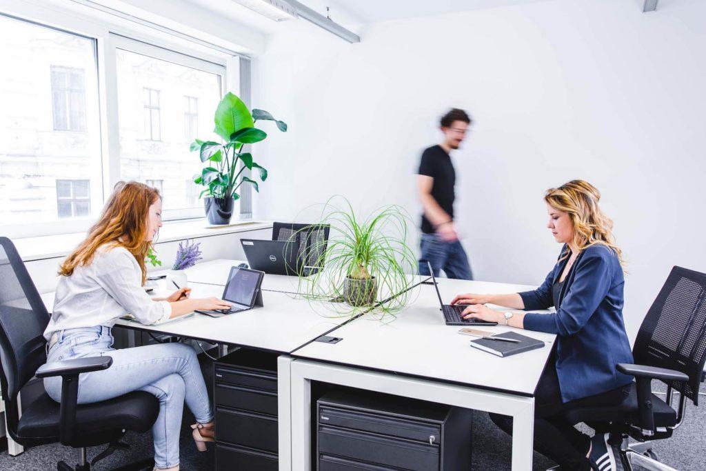 Coworking Space In Wien Büro Mieten