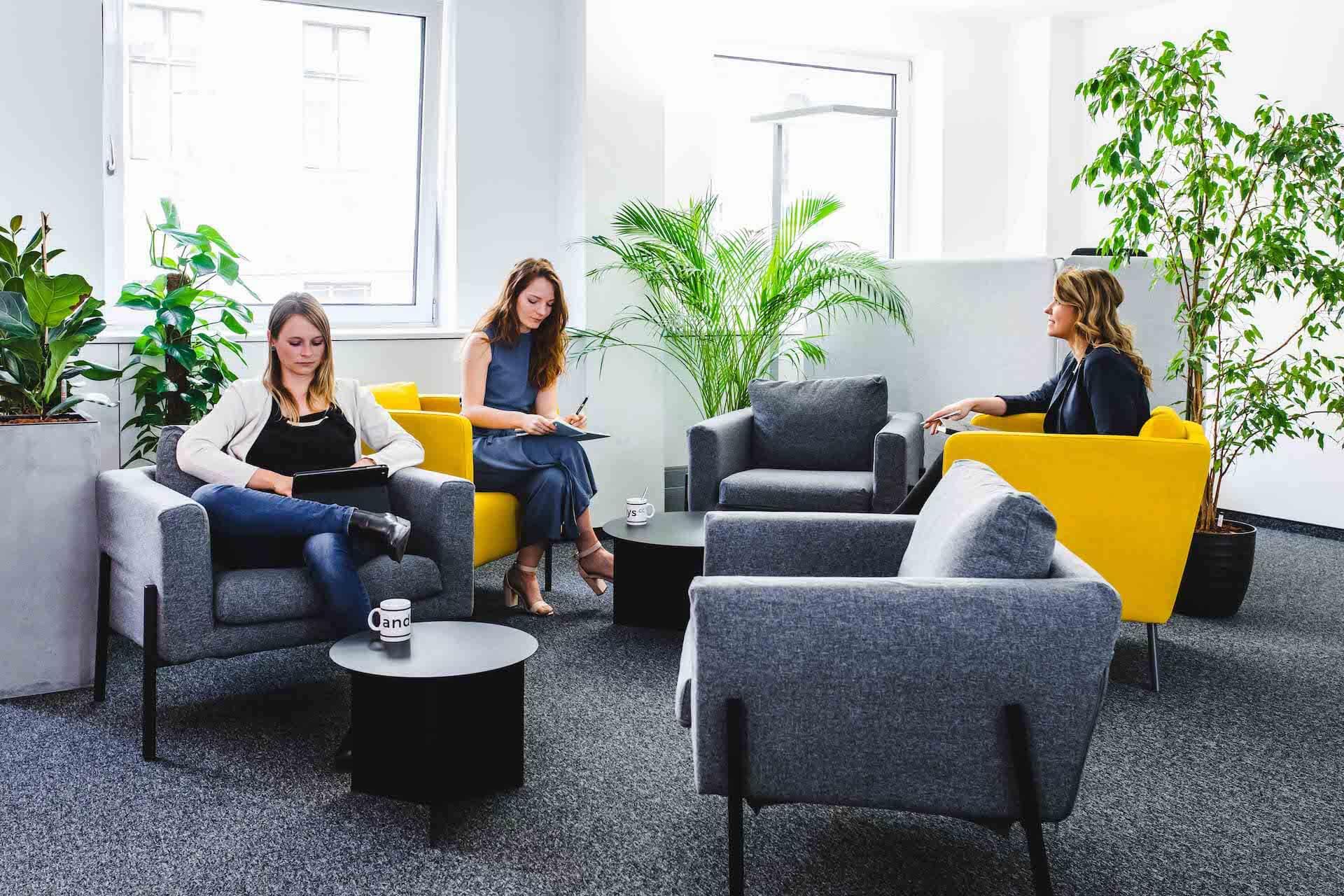 Coworking Spaces Wien