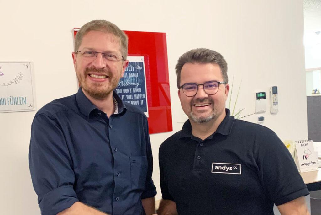 Wemit Services Und Andys Coworking Wien