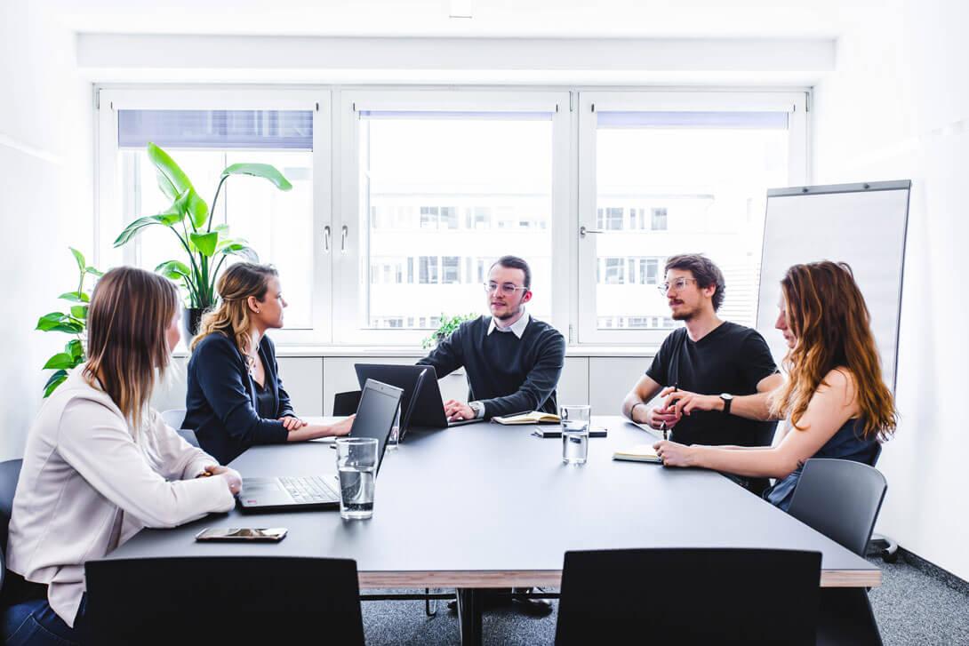 Coworking Center Gumpendorferstrasse Meeting Room Gross