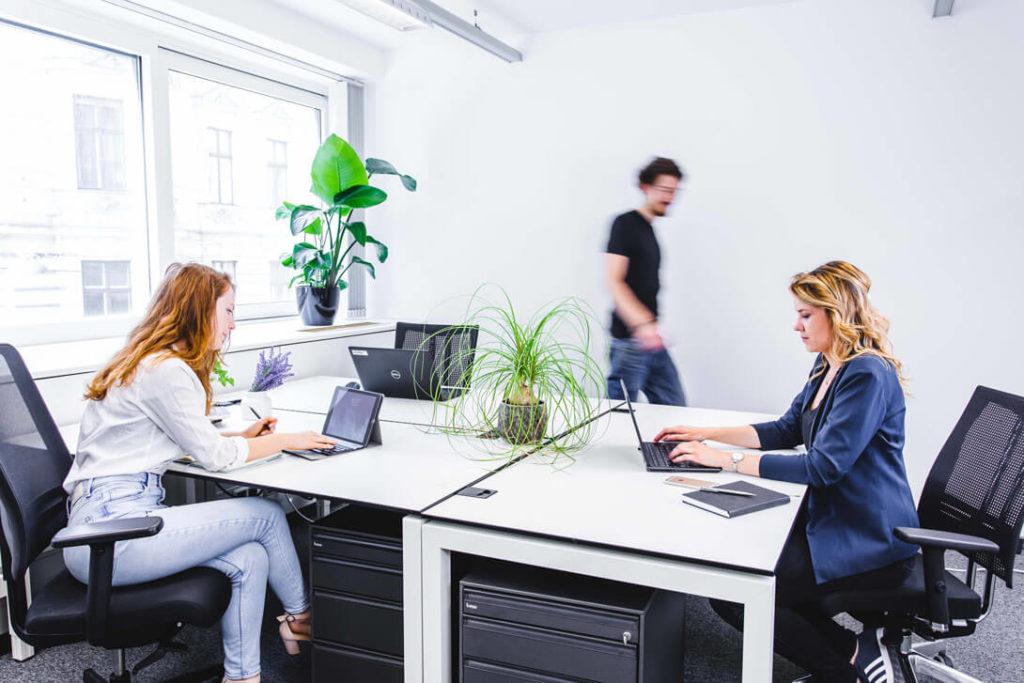 Coworking Center Gumpendorferstrasse Private Office