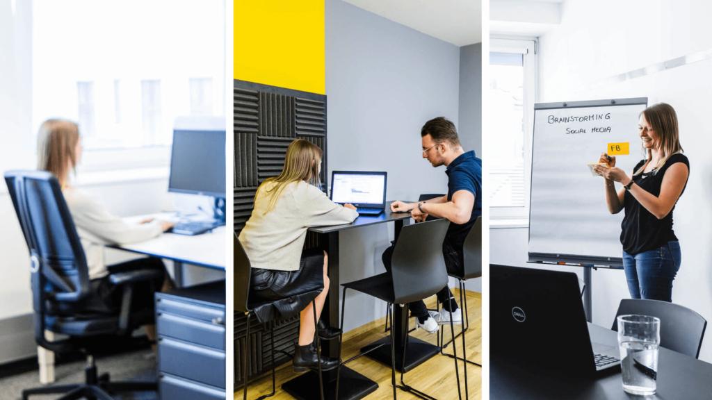 Arbeitsumfeld Workspace Konzepte 1