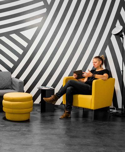 Andys 1010 Getreidemarkt Coworking Lounge