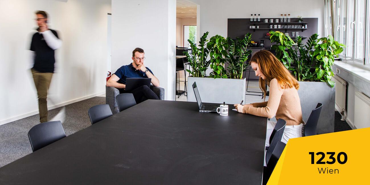 Standort 1230 Wien Coworking Space