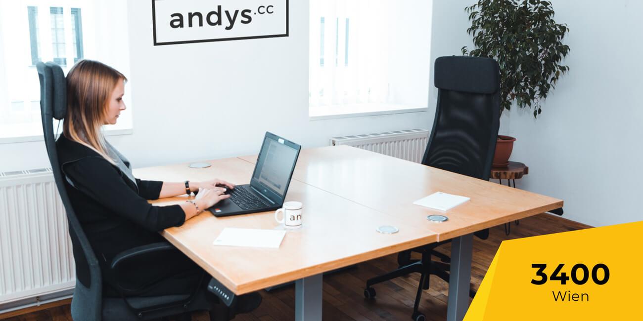 Standort 3400 Wien Coworking Space